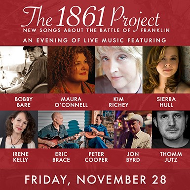 The 1861 Project featuring Bobby Bare, Maura O'Connell & More thumbnail