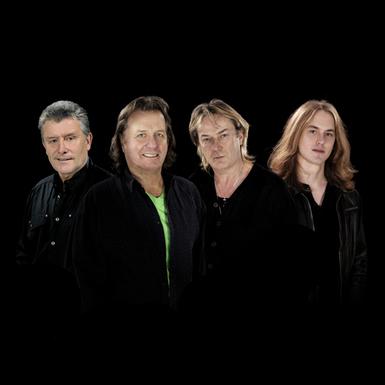 ASIA (John Wetton, Carl Palmer, Geoff Downes, Sam Coulson) thumbnail