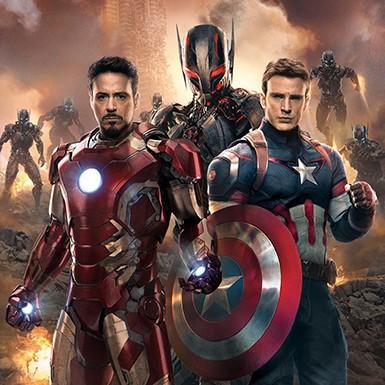 Avengers: Age of Ultron (PG-13) thumbnail