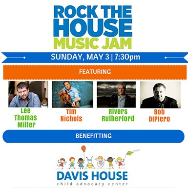 Rock the House Music Jam presented by Davis House thumbnail