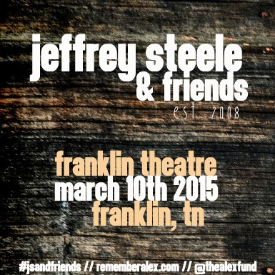 The 8th Annual Jeffrey Steele and Friends Celebrity Concert thumbnail