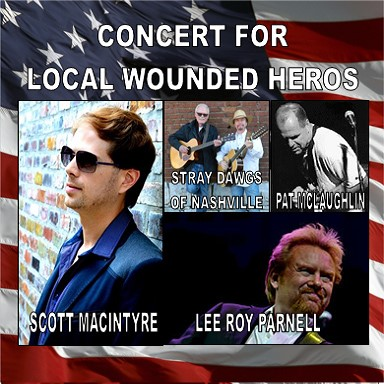 Concert For Local Wounded Heroes thumbnail