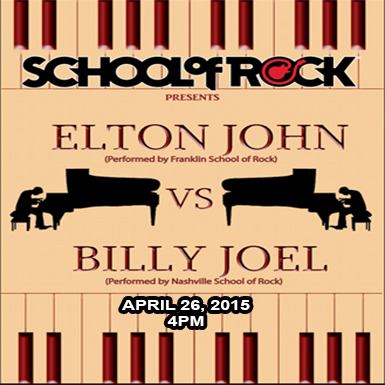 School of Rock presents Elton John vs. Billy Joel thumbnail