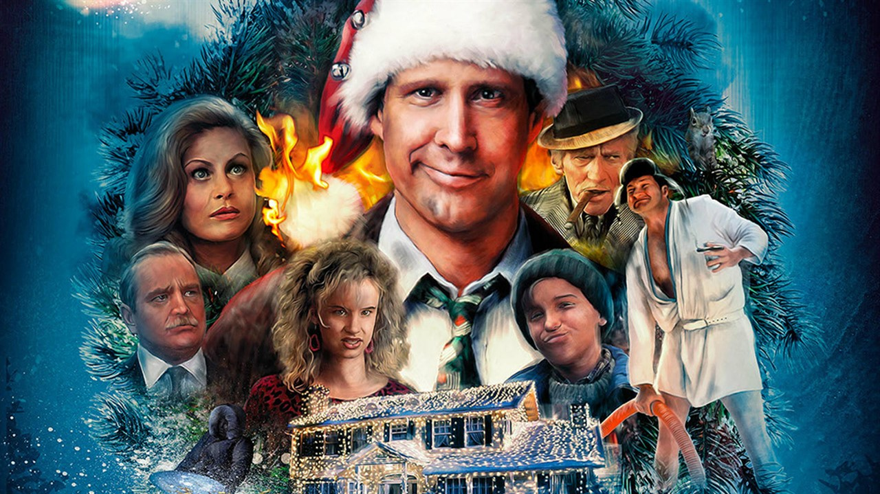 Franklin Theatre National Lampoon S Christmas Vacation Pg 13