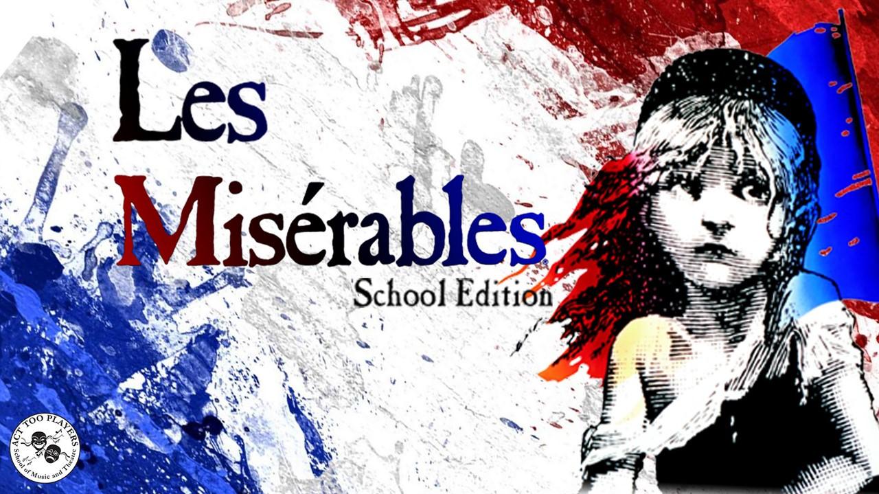 Franklin Theatre Les Miserables School Edition