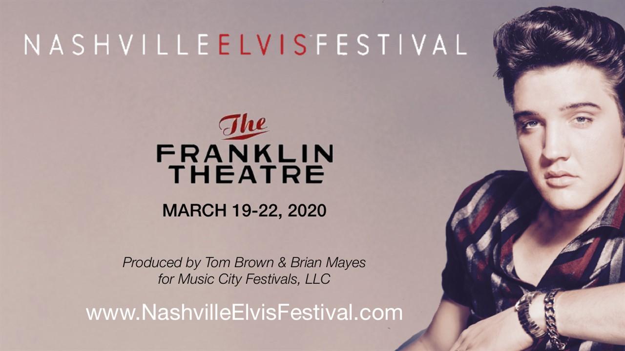 Events Franklin Tn May 2020.Franklin Theatre 4th Annual Nashville Elvis Festival