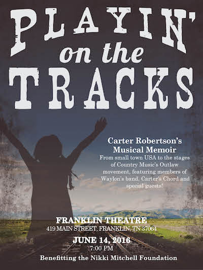 Franklin Theatre - Playin' on the Tracks
