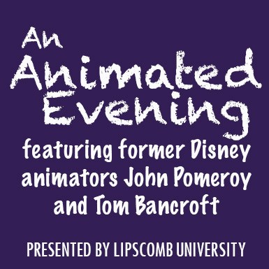 An Animated Evening: Featuring Tom Bancroft & John Pomeroy thumbnail