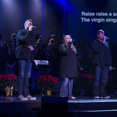 Ascending Worship Christmas Album Release Concert thumbnail