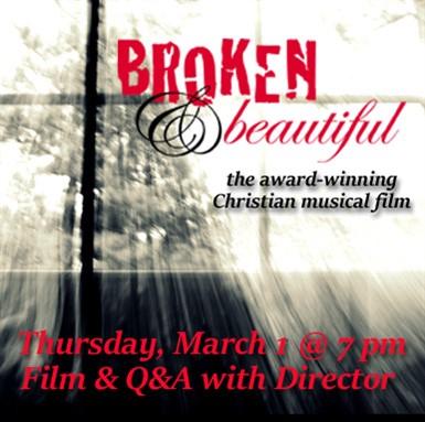 Broken & Beautiful (Film and Q&A) thumbnail