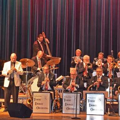 Tommy Dorsey Orchestra thumbnail