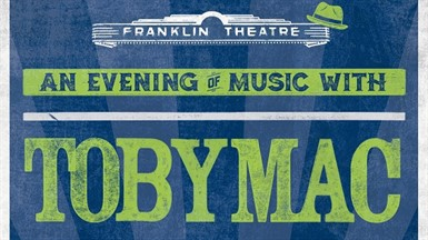 An Evening of Music with TobyMac - SOLD OUT! thumbnail