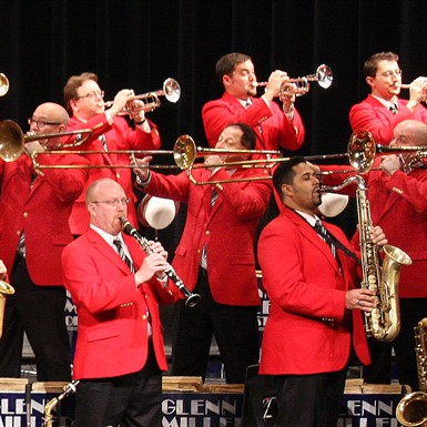 The World Famous Glenn Miller Orchestra - SOLD OUT! thumbnail