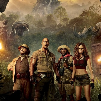 Jumanji: Welcome to the Jungle (PG-13) thumbnail