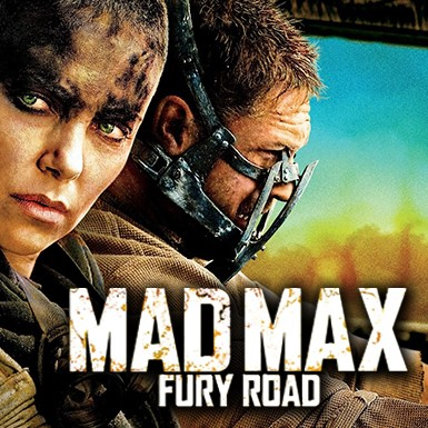 The Movie Gang Presents Mad Max Fury Road! Movie, Motorcycles, & Art (R) thumbnail