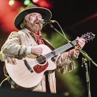 Michael Martin Murphey w/Special Appearances by Amy Grant, Last Bandoleros and Others! - SOLD OUT! thumbnail