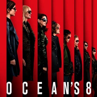Ocean's 8 (PG-13) thumbnail