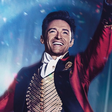 The Greatest Showman (PG) thumbnail